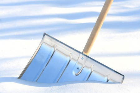 Zuverlässiger Winterdienst wird garantiert