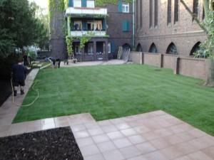 Terrasssen-, Wege- und Rasenbau